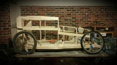 Beginning of our soapbox racer