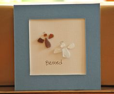 Sea glass angels @ New Beginnings Sea Glass (facebook)