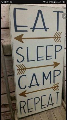 """""""Eat, Sleep, TRAVEL, Repeat"""" instead"""