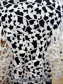 Irish crochet &: CAPE Irish crochet