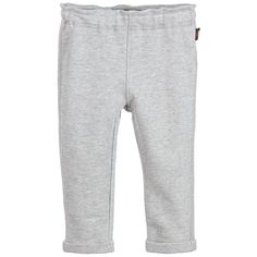 Gucci - Baby Girls Grey Tracksuit Trousers |