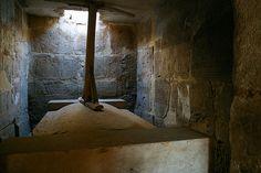Tombeau de Takelot Ier. XXIIe dynastie. Nécropole royale de Tanis. Sân el-Hagar.