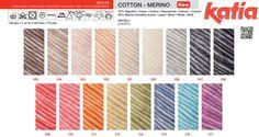 Katia Cotton-Merino - verkkokauppa