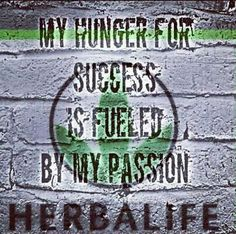 "TOTALLY AGREE! ""I've made my passion for the Herbalife products my mission, because the Herbalife products have changed my life and I love to help others do"""