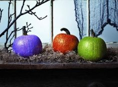 Kids can decorate their own pumpkins quickly and easily with no mess — and no tools required!