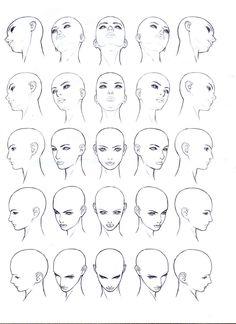 3dmaker :: 남녀얼굴 그리기, 인체그리기(drawing face, body) More