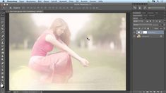 Photoshop-Tricks Tutorial: Eine Ebene -- tausend Looks |video2brain.com