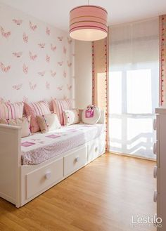Teen girl bedrooms, check this concept for one complete adorable bedroom decor, … - Babyzimmer Baby Bedroom, Baby Room Decor, Bedroom Decor, Bedroom Ideas, Teen Girl Bedrooms, Little Girl Rooms, Dream Rooms, New Room, Room Inspiration