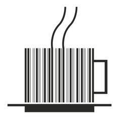 Barcode Art, Barcode Design, Graphic Design, Black And White Doodle, Signage Design, Creative Posters, Light In The Dark, Logo Branding, Doodles