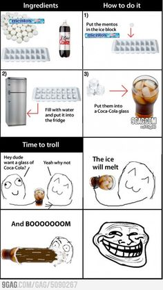 The best troll ever!