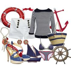 ooo nautical fashion!