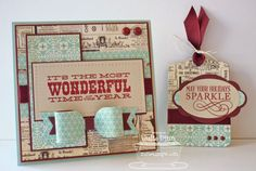 Most Wonderful Time of the Year by stampinjewelsd - Cards and Paper Crafts at Splitcoaststampers