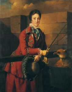 Joseph Wright of Derby >> Mrs Wilmot in Riding Dress