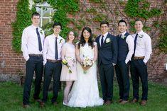 Tim and Becca's Windrift Hall Wedding - Rachel Girouard Photography