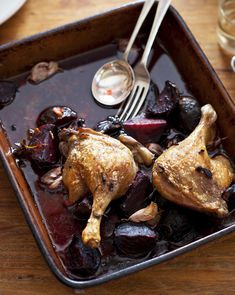 Orange and star anise duck on roasted beetroot recipe : SBS Food Duck Recipes, Orange Recipes, Chicken Recipes, Maryland Recipe, Braised Duck, Beetroot Recipes, Duck Soup, Sbs Food