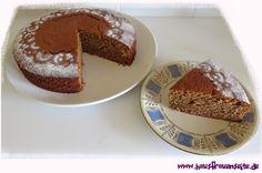 Haselnussnougat-Kuchen Rezept