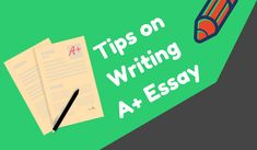 Are you wanting to write an A plus essay? Then you need to know that there are a couple of major things that you need to play close attention to. These are your content and your structure.