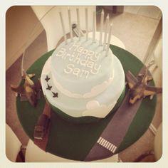 #plane #cake #f4-phantom