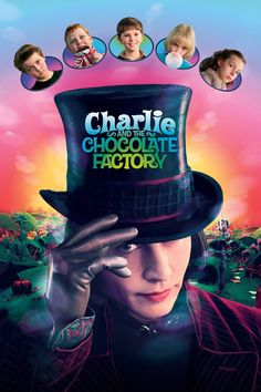 Charlie and the Chocolate Factory (2005) - Watch Movies Free Online - Watch Charlie and the Chocolate Factory Free Online #CharlieAndTheChocolateFactory - http://mwfo.pro/10236