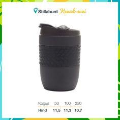 Lekkimiskindel termoskruus, 200 ml. Lisandub KM. Travel Mug, Mugs, Tableware, Dinnerware, Tumblers, Tablewares, Mug, Dishes, Place Settings