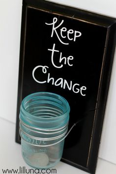 Keep the Change Sign