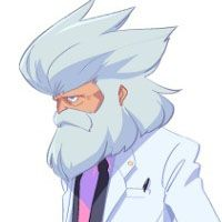 Deus Prometh   The Personality Database [PDB]   Promare Mike Pollock, Personality