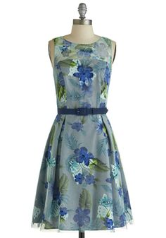 Allow Me to Introduce Dress, #ModCloth