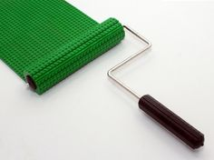 LEGO paint roller!?! Are you kidding me?? This is gonna be opposite the wall of the chalkboard in my boys' room!