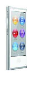 Apple iPod nano 16GB 7th Generation - Silver  (Latest Model - Launched Sept 2012)  has been published on  http://flat-screen-television.co.uk/tvs-audio-video/portable-audio-video/apple-ipod-nano-16gb-7th-generation-silver-latest-model-launched-sept-2012-couk/