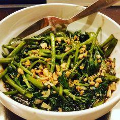 """Kangkong..."" Seaweed Salad, Foods, Ethnic Recipes, Food Food, Food Items"