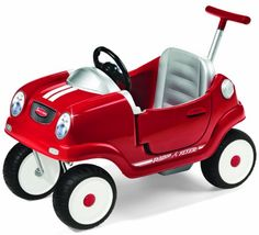 Radio Flyer Radio Flyer Steer and Stroll Coupe | Your #1 Source for Toys and Games