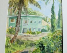 Barbados by Ken Johns