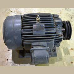 Vp 15 Hp Electric Motor 575v 1175 Rpm Frame 284t
