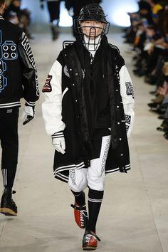 Jacket for Street Style KTZ Fall 2016 Menswear Fashion Show
