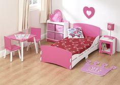 Roze kinderkamer voor meisjes, Blush | Meisjeskamers | JeEigenKamer.nl