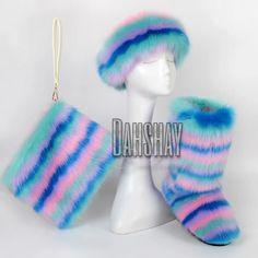 Fur Headband, Fur Bag, Faux Fur Boots, Hype Shoes, Head Accessories, Purple Rain, Valentines, Booty, My Style
