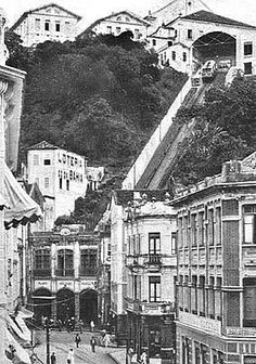 Plano Inclinado Gonçalves - São Salvador da Bahia de Todos os Santos, Bahia, Brasil