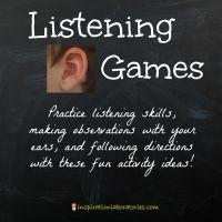 Listening Games » Inspiration Laboratories