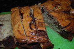 nutella-swirled banana bread - sounds good