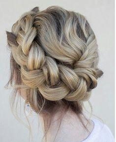 Braid, hair do, trenza