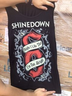 Twitter / Recent images by @Shinedown