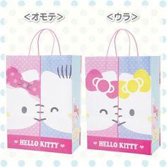 kawaii shopping bags!!
