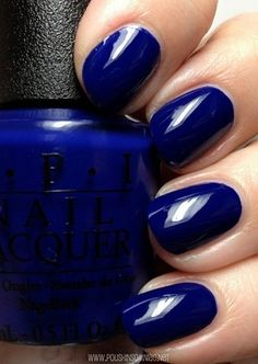 OPI… Eurso Euro (from the OPI Euro Centrale collection)- I love how rich this color is