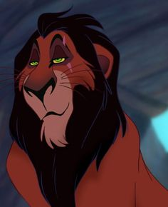 """Many signs point to Scar.   The One Thing You Didn't Notice About """"The Lion King"""""""