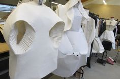Central Saint Martins White Show 2011 | Fashion, Projects | 1 Granary