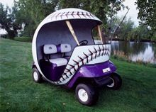 Cute ride for the course