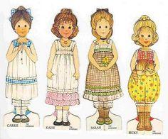 Bonecas de Papel: Becky e suas amigas (PLUS CLOTHING)