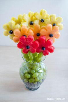Fragrant And Fabulous Fruit Arrangement
