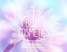 Belle Cosmetic: logo and website
