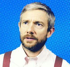 Martin-he looks good in a beard